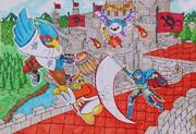 スマッシュブラザーズX 攻城戦の戦い