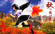 【秋のポスター選手権】秋へ飛び立とう!
