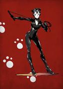 CAT WOMAN 2.