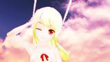 【MMD】敬礼っ!【筑紫野スイム】