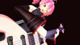 【GIFアニメ】テトさんでスィープピッキング【guitar】