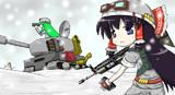 本格的雪合戦