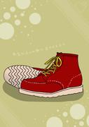 お気に入りの靴。