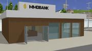 【MMDモデル配布】MMDBANK
