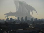 ドラゴン現る