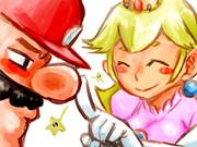 マリオ&ピーチ