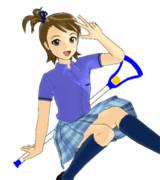 【MMD】山東 やよい (双海 亜美)