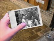 戦場から届いた写真