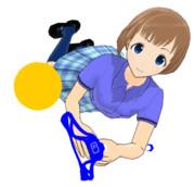 【MMD】水篠 六菜 (工藤 忍)