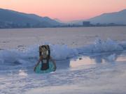 ヤギミヤ in 諏訪湖