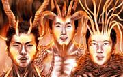 地獄の三兄弟