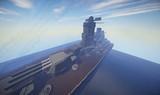 マイクラで戦艦大和