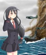 駆逐艦 初霜
