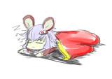結月ゆかりワンドロ「ネズミ&手袋」