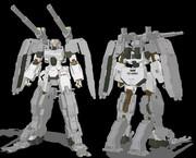 【製作中】【MMD】三八式一型 榴雷・改