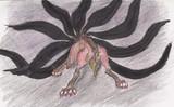 九尾の妖狐
