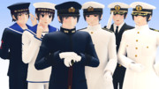しゃち式海軍