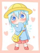 園児服チルノちゃん