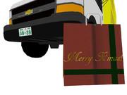 MMD-PVF2おまけ②クリスマス紙袋