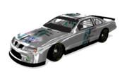1991 初音ミク NASCAR Pontiac