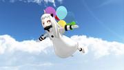 空飛ぶほっぽちゃん