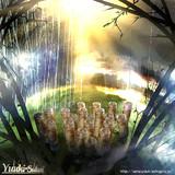 【オリジナル】「ちくわ 侵食4」 ちくわは竹林を侵食する・・・