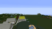Minecraft【1.7.10】自宅周辺