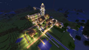 【Minecraft】PS4版 村を一から作ってみる(4)