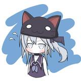 猫帽×駆逐棲姫ちゃん