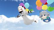 空飛ぶほっぽちゃん+α