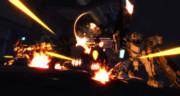潜入!大型無人兵器を破壊せよ!!