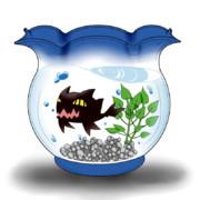 【GE2】金魚鉢でアバドンを飼いたい