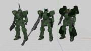 【更新】40式歩行戦闘車