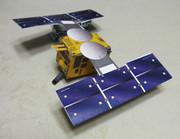 【試作】小惑星探査機はやぶさ2 ペーパークラフト 【1号】