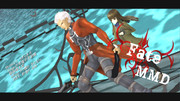 【fate/MMD】EXTRA弓とザビ子