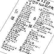 第65回幻想郷紅白歌合戦出演者リスト