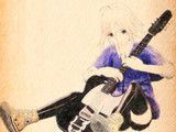 【MMD楽器選手権】IAとギター