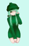 縦セーター!!!