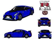 GT-R R-35.5 0W