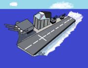 擬艦化 戦艦レ級ノーマル