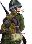 WW2スロヴァキア歩兵