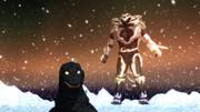 南極でリベンジマッチ!!