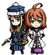 メディ子とガン子
