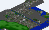 【Minecraft】 12月1日 マップ全体図