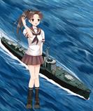 駆逐艦 綾波