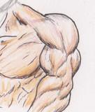 二の腕って、おっぱいと同じ柔らかさなんだよ///