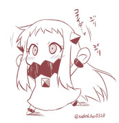 コナイデ…ッ!