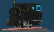 B20形蒸気機関車 version2製作中