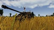 Jagdpanzer V Jagdpanther +直下さん+おまけのエリカさん