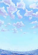 空と海01
